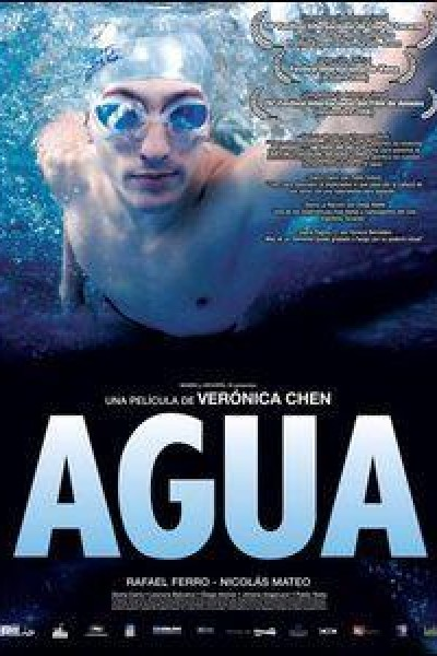 Caratula, cartel, poster o portada de Agua