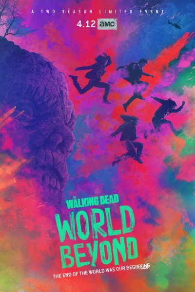 Caratula, cartel, poster o portada de The Walking Dead: World Beyond