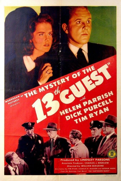 Caratula, cartel, poster o portada de Mystery of the 13th Guest