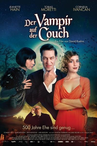Caratula, cartel, poster o portada de Therapy for a Vampire