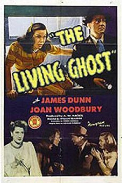 Caratula, cartel, poster o portada de The Living Ghost