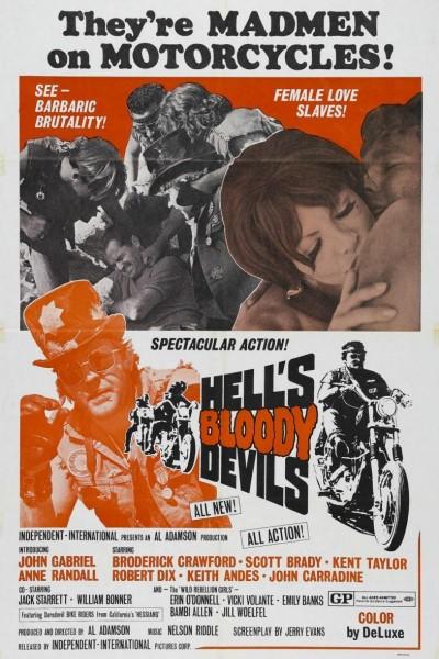 Caratula, cartel, poster o portada de Hell\'s Bloody Devils