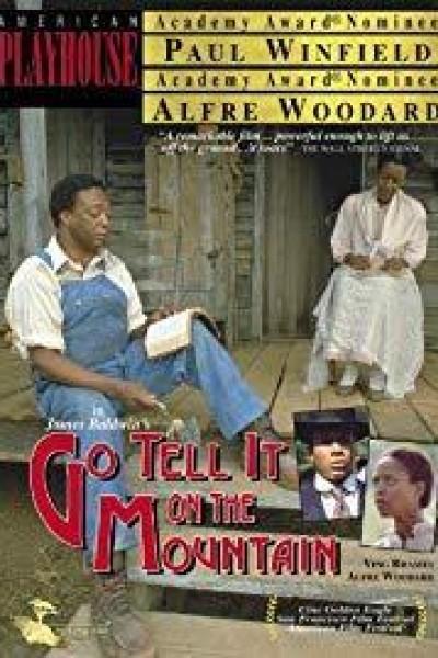 Caratula, cartel, poster o portada de Go Tell It on the Mountain