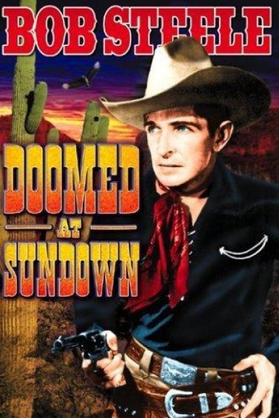 Caratula, cartel, poster o portada de Doomed at Sundown