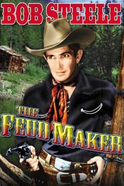 Caratula, cartel, poster o portada de The Feud Maker