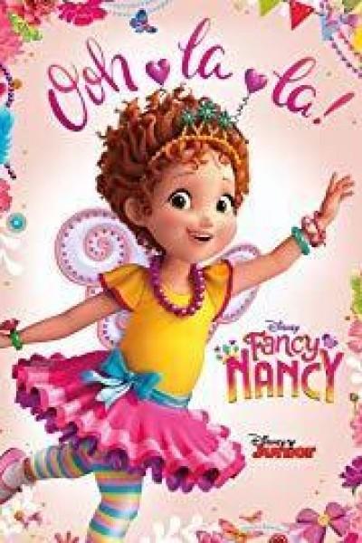 Caratula, cartel, poster o portada de Fancy Nancy