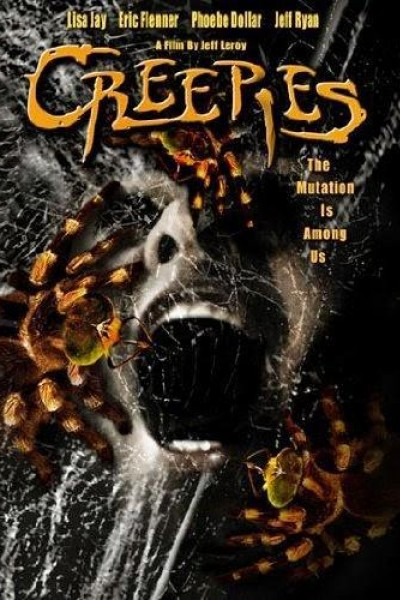 Caratula, cartel, poster o portada de Creepies