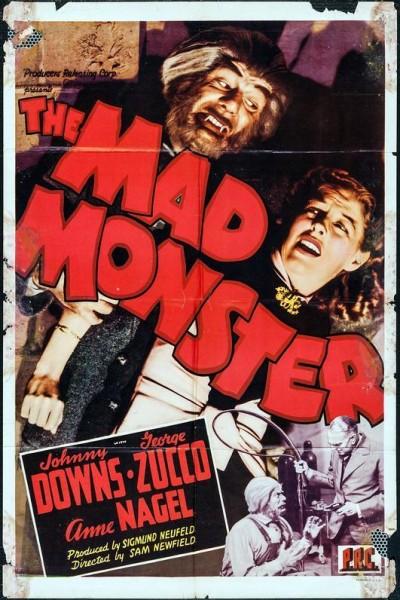 Caratula, cartel, poster o portada de The Mad Monster
