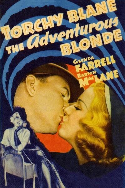 Caratula, cartel, poster o portada de The Adventurous Blonde