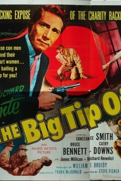 Caratula, cartel, poster o portada de The Big Tip Off