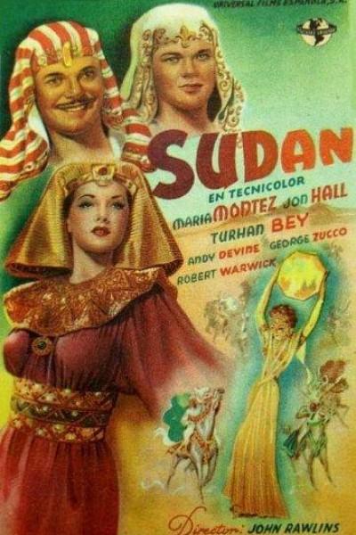 Caratula, cartel, poster o portada de Sudán: La Reina del Nilo