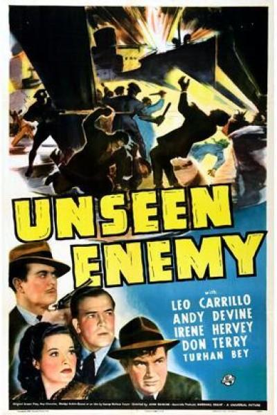 Caratula, cartel, poster o portada de Unseen Enemy
