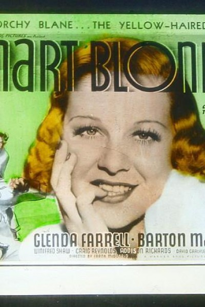 Caratula, cartel, poster o portada de Smart Blonde
