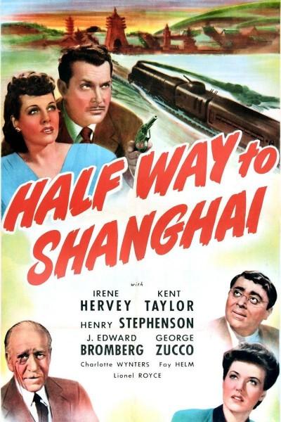 Caratula, cartel, poster o portada de Halfway to Shanghai