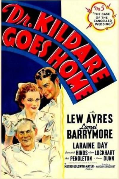 Caratula, cartel, poster o portada de Dr. Kildare Goes Home