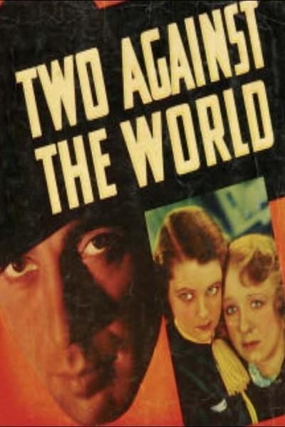 Caratula, cartel, poster o portada de Two Against the World