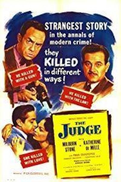 Caratula, cartel, poster o portada de The Judge
