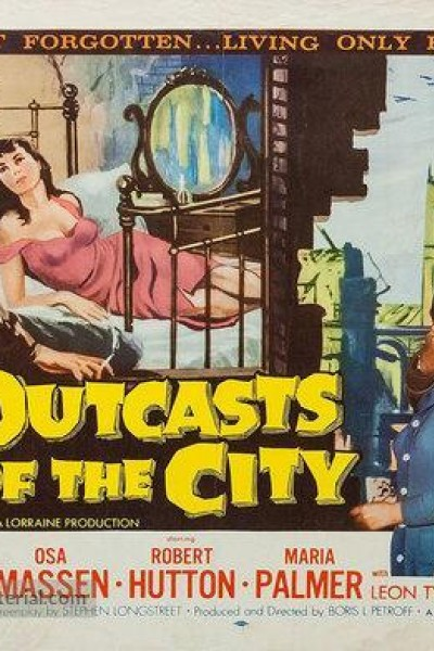 Caratula, cartel, poster o portada de Outcasts of the City