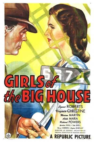 Caratula, cartel, poster o portada de Girls of the Big House