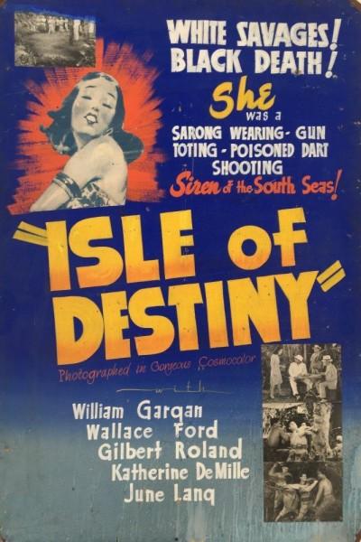 Caratula, cartel, poster o portada de Isle of Destiny