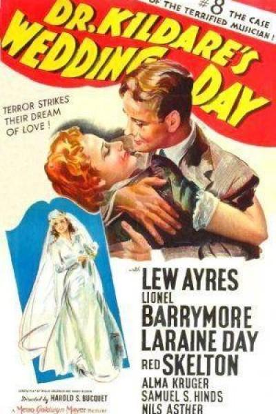Caratula, cartel, poster o portada de Dr. Kildare\'s Wedding Day