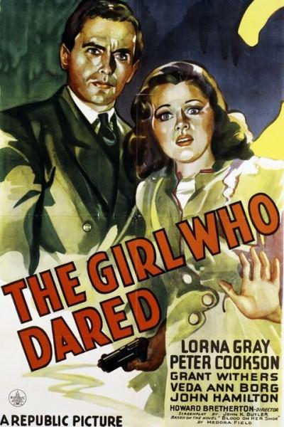Caratula, cartel, poster o portada de The Girl Who Dared