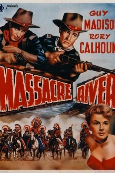 Caratula, cartel, poster o portada de Crimen en el Oeste