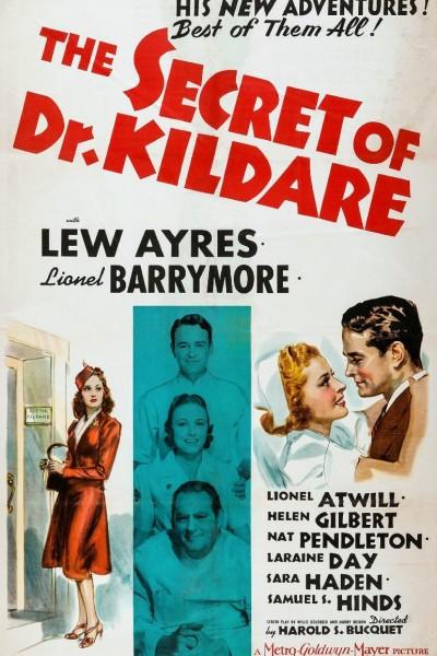 Caratula, cartel, poster o portada de El secreto del Dr. Kildare