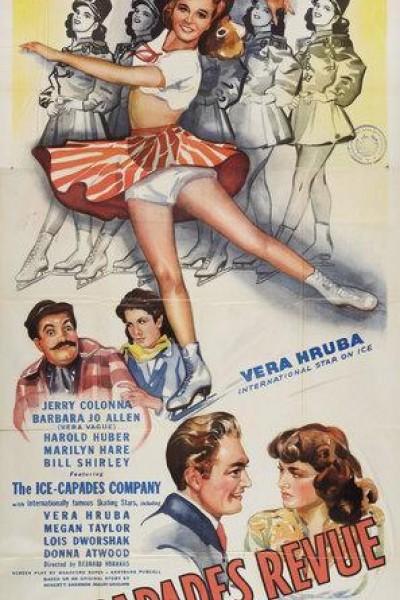 Caratula, cartel, poster o portada de Alas en los pies