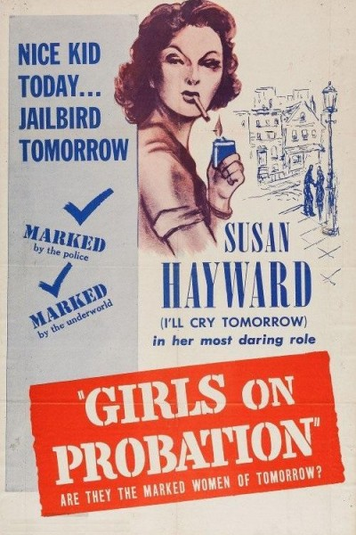 Caratula, cartel, poster o portada de Girls on Probation