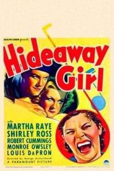 Caratula, cartel, poster o portada de Hideaway Girl