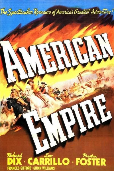Caratula, cartel, poster o portada de American Empire