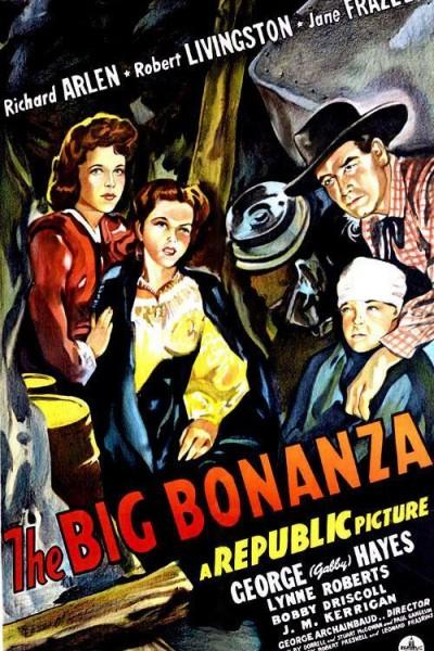Caratula, cartel, poster o portada de The Big Bonanza