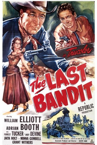 Caratula, cartel, poster o portada de The Last Bandit