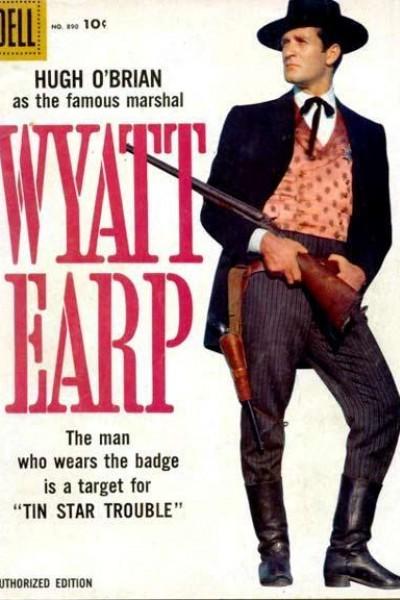 Caratula, cartel, poster o portada de Wyatt Earp