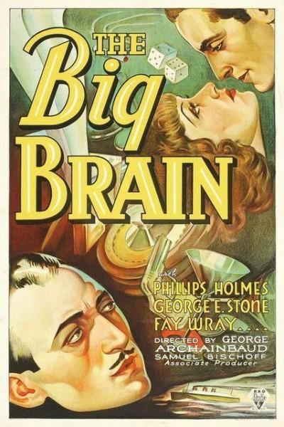 Caratula, cartel, poster o portada de The Big Brain