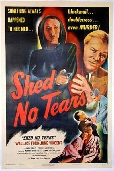 Caratula, cartel, poster o portada de Shed No Tears