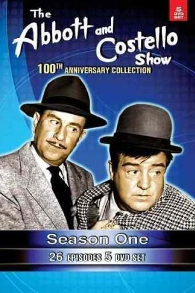 Caratula, cartel, poster o portada de El show de Abbott y Costello