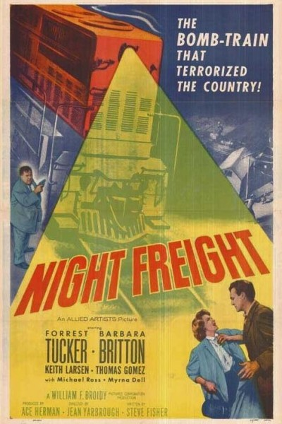 Caratula, cartel, poster o portada de Night Freight