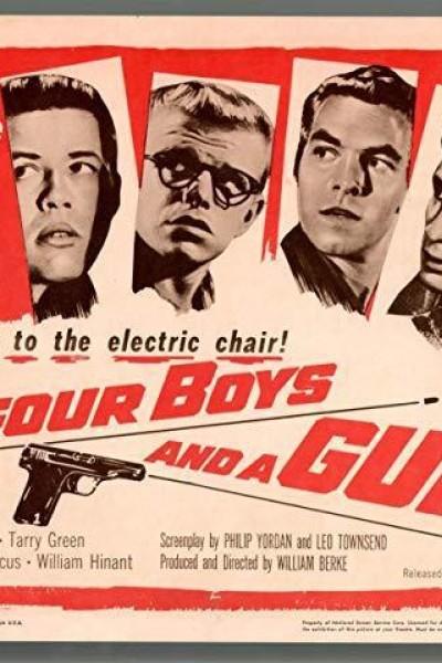 Caratula, cartel, poster o portada de Four Boys and a Gun