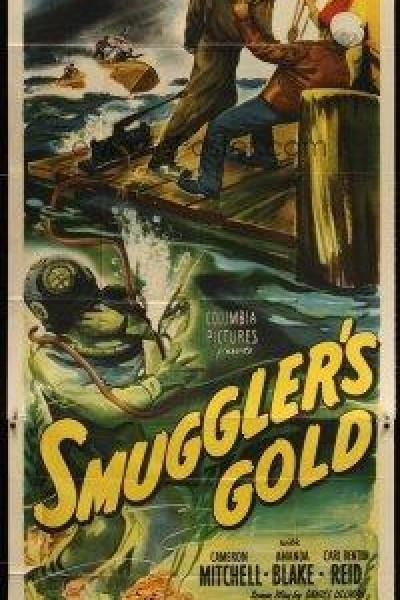 Caratula, cartel, poster o portada de Smuggler\'s Gold