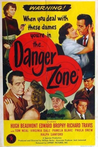 Caratula, cartel, poster o portada de Danger Zone
