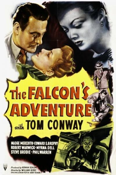 Caratula, cartel, poster o portada de The Falcon\'s Adventure
