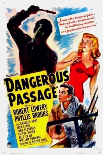 Caratula, cartel, poster o portada de Dangerous Passage