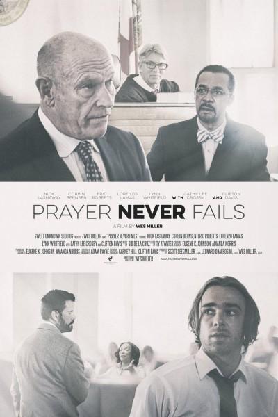 Caratula, cartel, poster o portada de Prayer Never Fails