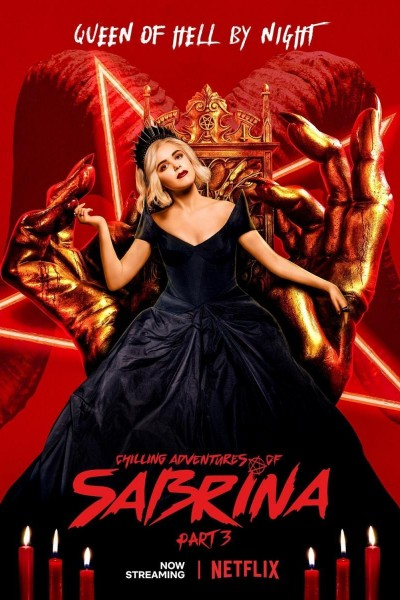 Caratula, cartel, poster o portada de Las escalofriantes aventuras de Sabrina: Parte 3