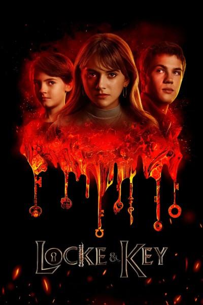 Caratula, cartel, poster o portada de Locke & Key