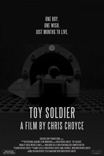 Caratula, cartel, poster o portada de Toy Soldier