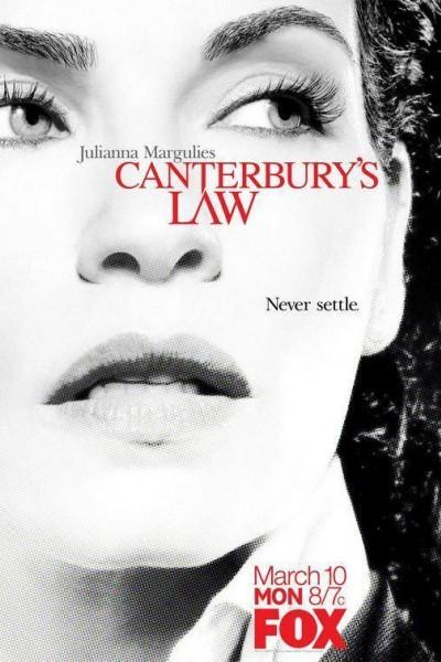 Caratula, cartel, poster o portada de Canterbury\'s Law