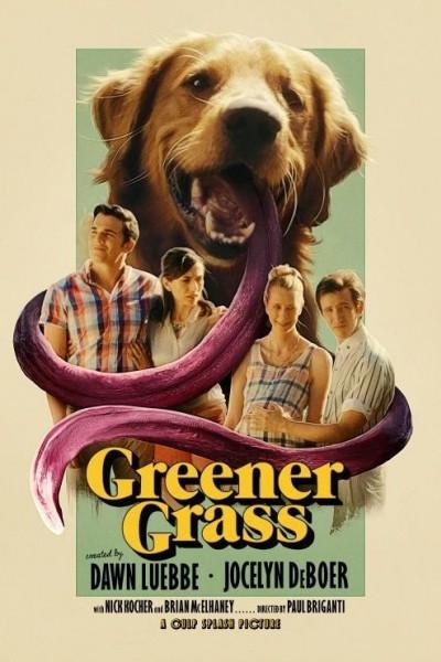 Caratula, cartel, poster o portada de Greener Grass